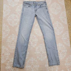 Levi's Light Wash Jeans Size 32×34